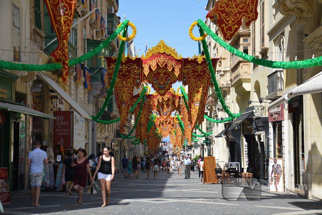 Zwiedzanie Valetty stolicy Malty z dzieckiem. Dzieci na Malcie - TOP 10 atrakcji turystycznych dla dzieci na Malcie