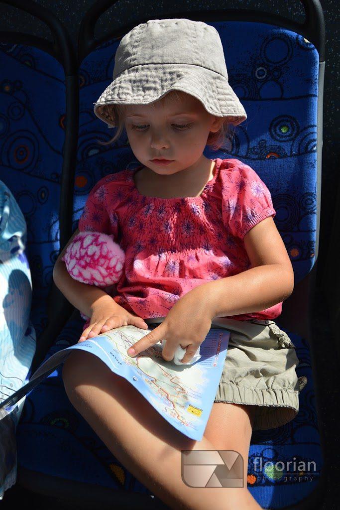 Malta z dziećmi - porady, komunikacja, top atrakcje Malty, Gozo i Comino dla dzieci. Hania poznaje świat