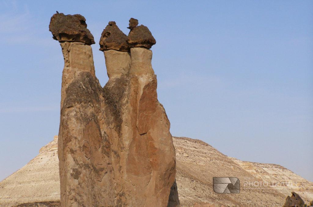 Kapadocja - zwiedzanie z przewodnikiem, formacje skalne, podziemne miasta, bajkowe kominy