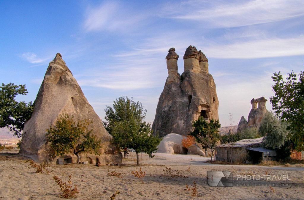 Co zobaczyć w Kapadocji? Atrakcje turystyczne, bajkowe kominy, podziemne masta