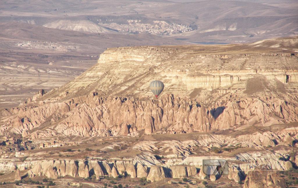 Loty balonem nad Kapadocją - najwiekszą atrakcją turystyczną Turcji