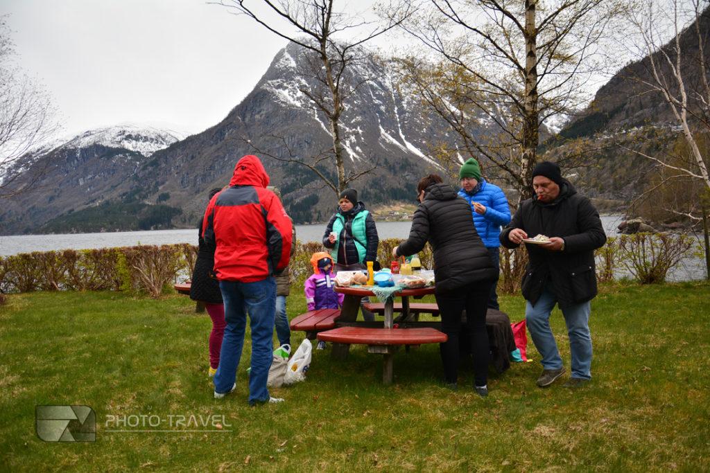 Rodzinne podróżowanie. Podróże z dzickiem po Norwegii