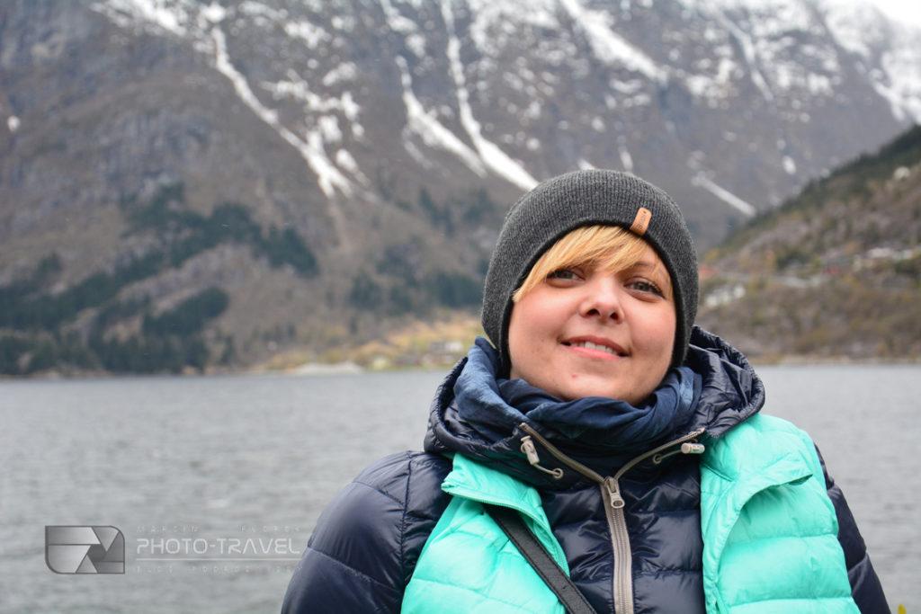 Podróżnicy i bloggerzy w Norwegii