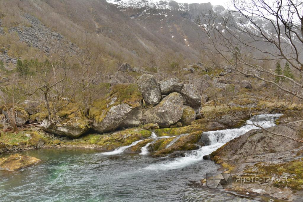 Czyste strumyki i powierze w Norwegii. Dla nich warto wybrać się do Norwegii