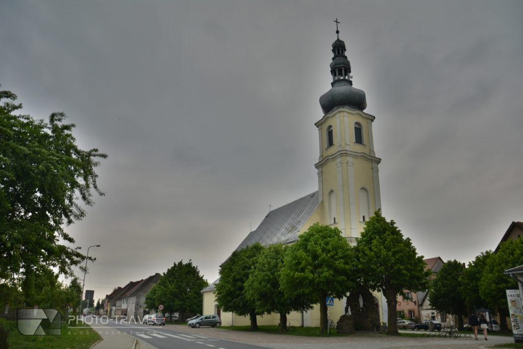 Kościół parafialny pw. św. Michała Archanioła w Urazie