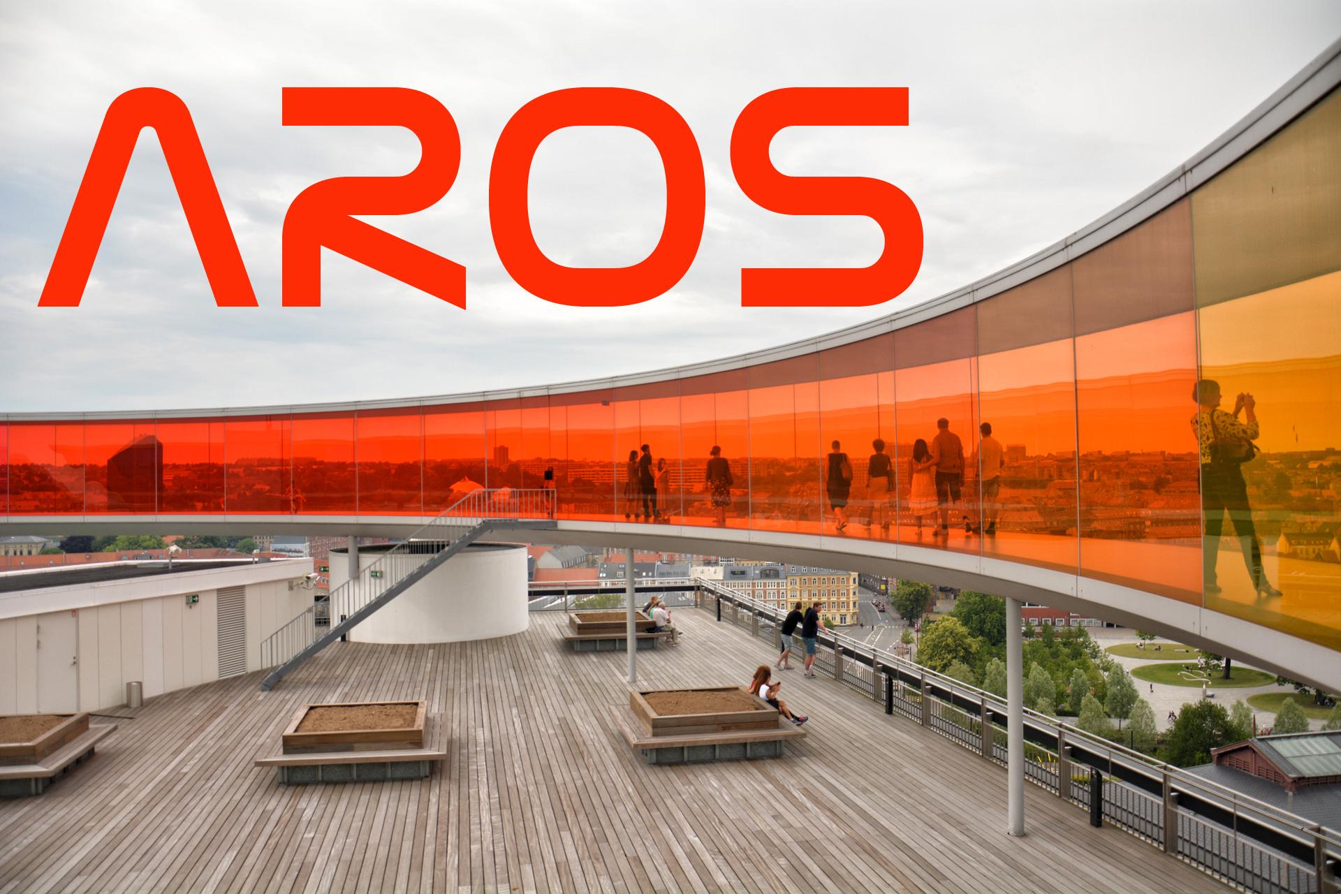 Muzeum ARoS w duńskim Aarhus