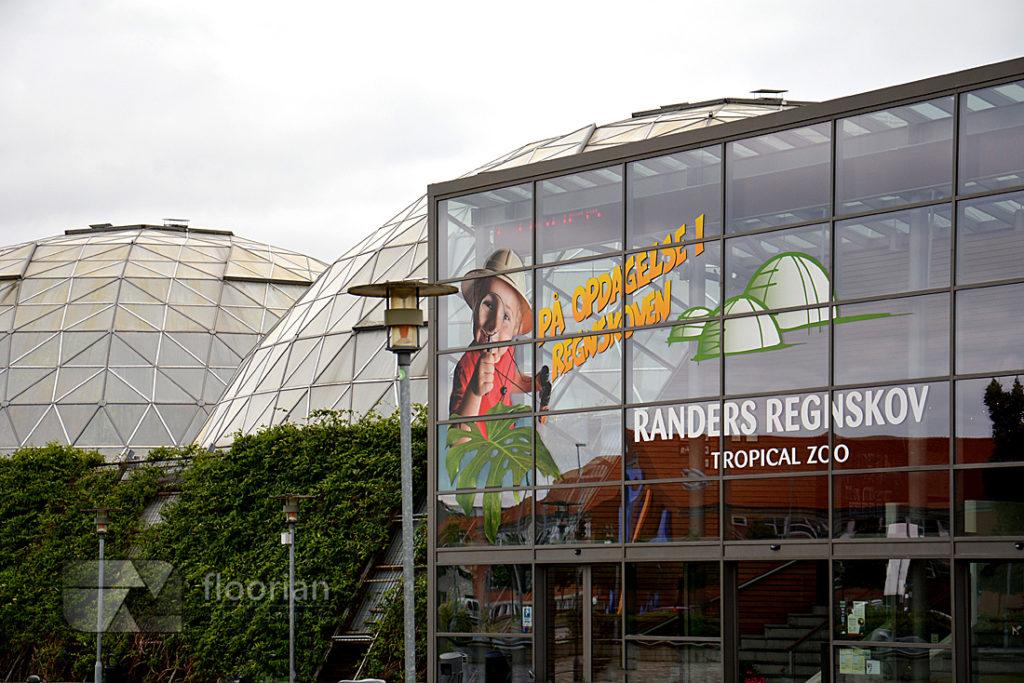 Randers Regnskov - Tropicalne Zoo w Jutlandii
