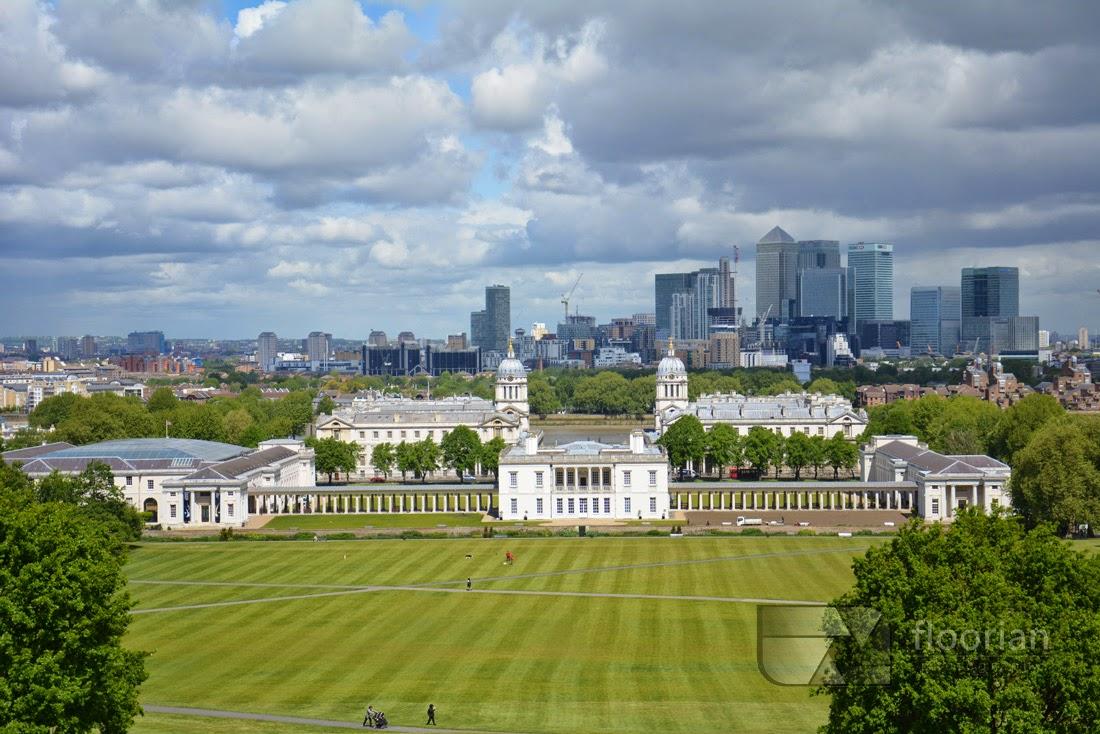 Południk zerowy – Greenwich