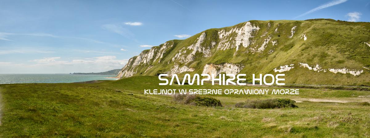Samphire Hoe – Klejnot w srebrne oprawiony morze