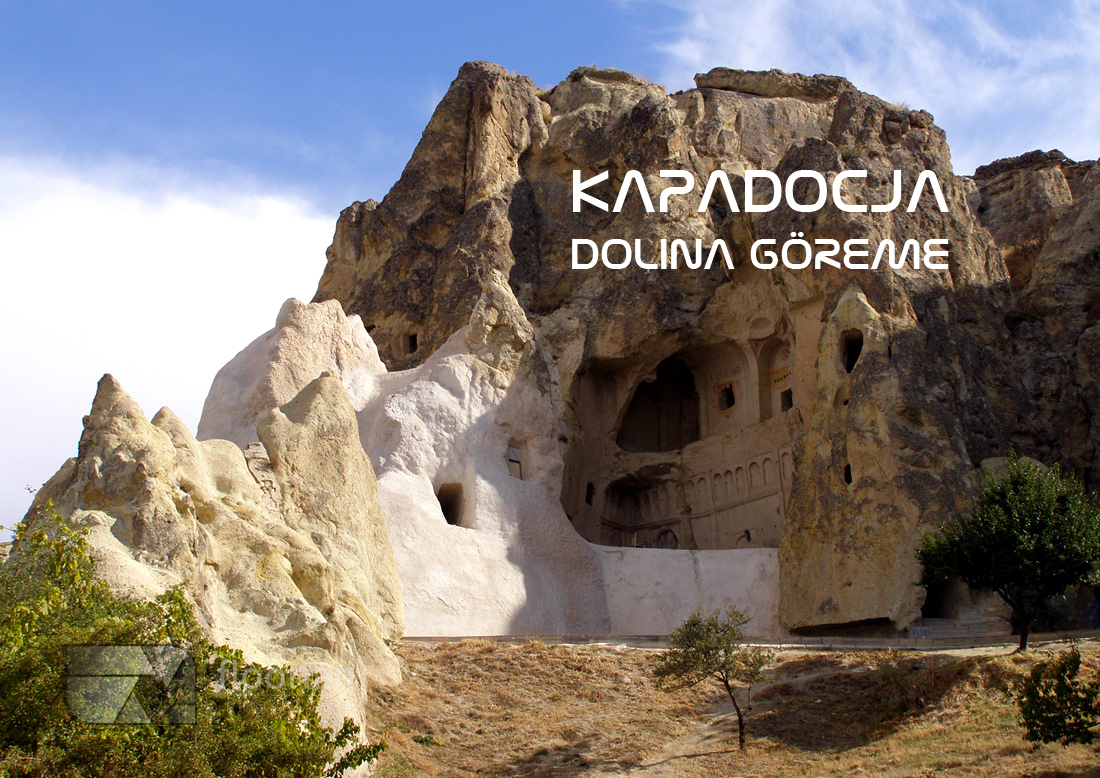 Kapadocja - Dolina Göreme