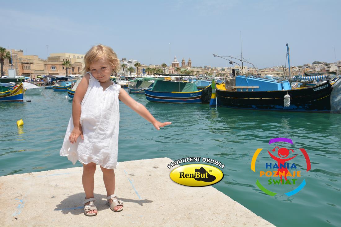 Malta w Sandłach – klimat, pogoda i plaże