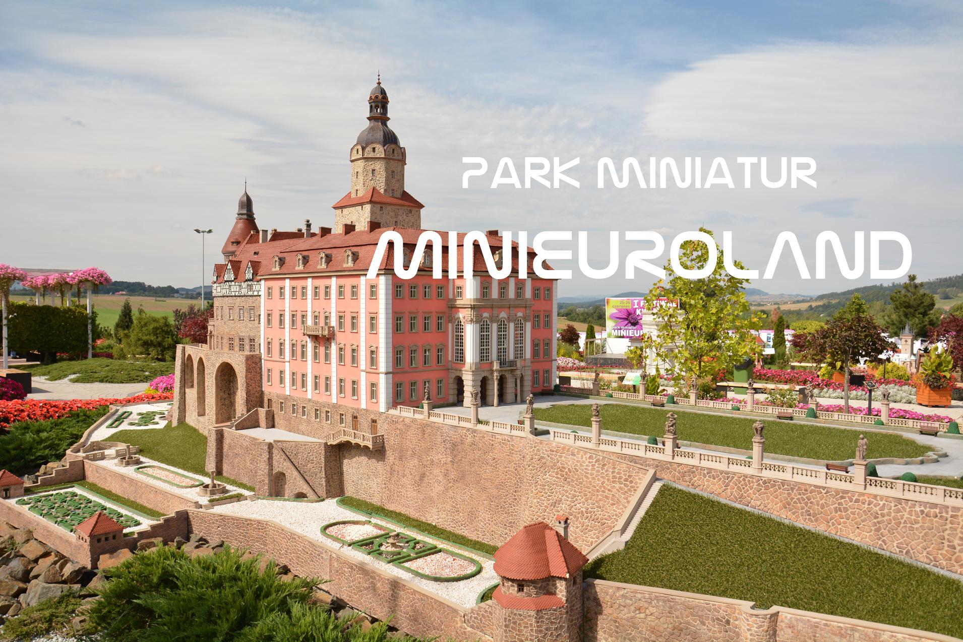 Park Miniatur MiniEUROLAND - jedna z najchętniej odwiedzanych atrakcji turystycznych Ziemi Kłodzkiej.