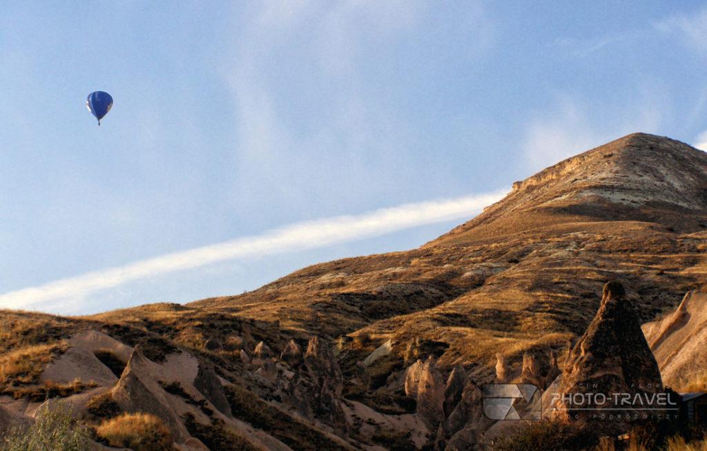 """Co zobzczyć w Kapadocji? Dolina Dervent, nazywana """"różową doliną"""" - Atrakcje turystyczne, bajkowe kominy, podziemne masta"""