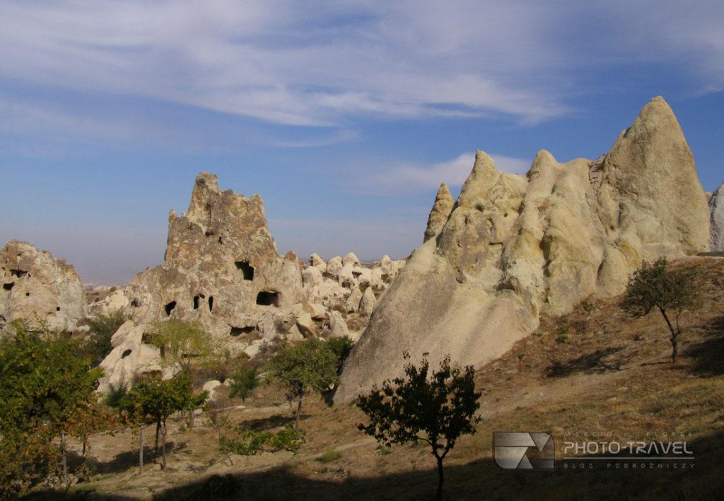 Park Narodowy Göreme - najważniejsza atrakcja turystyczna Kapadocji w centralnej Turcji