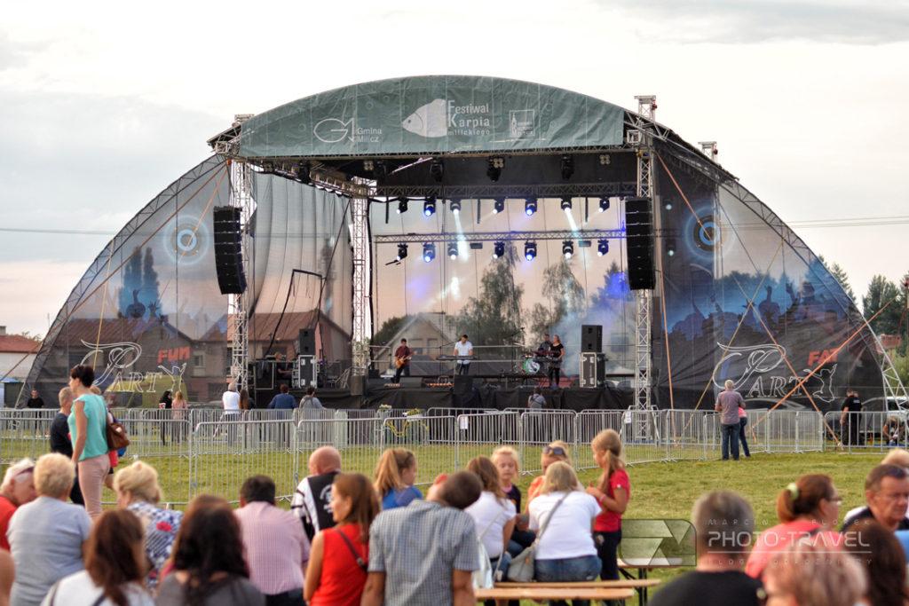 Dni Karpia w Miliczu to koncerty, imprezy, festiwale, lokalne festyny