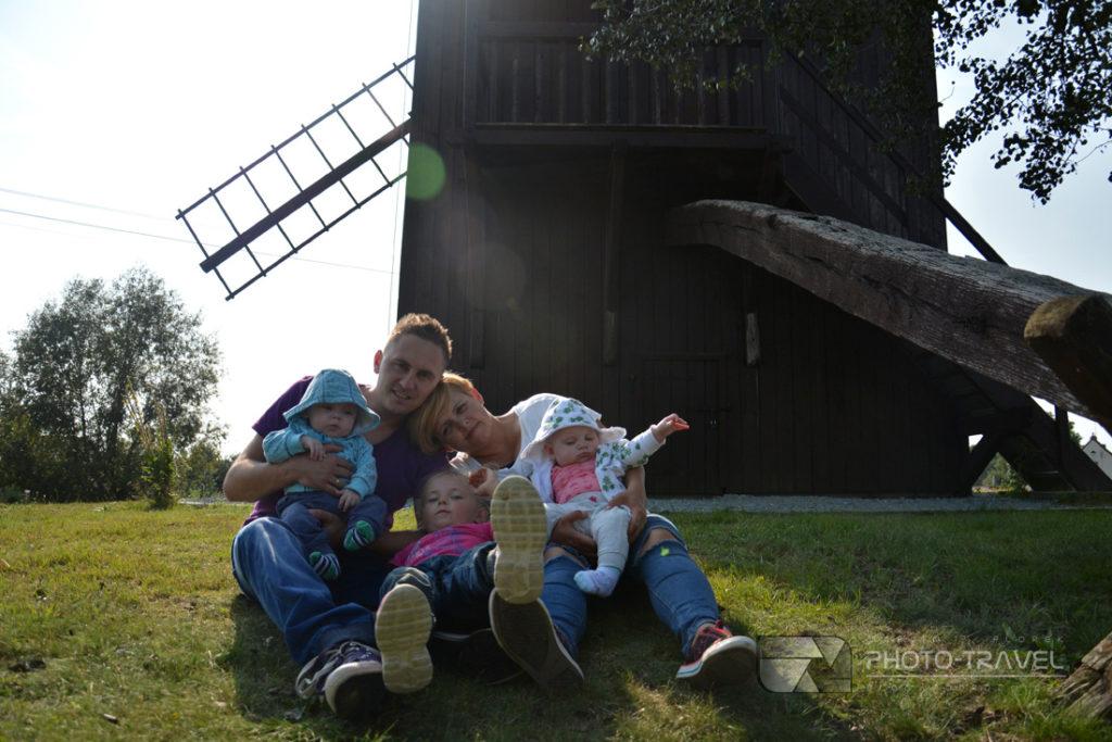Dzieci w podróży do Doliny Baryczy. Najlepszy blog podróżniczy
