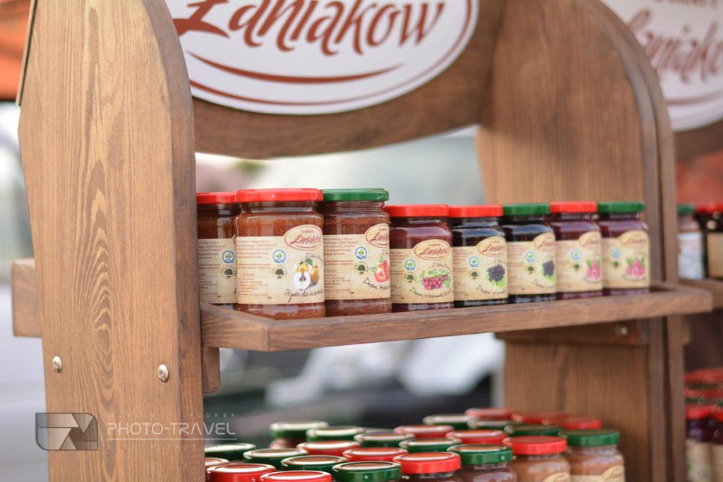 Lokalne produkty z Doliny Baryczy i Milicza