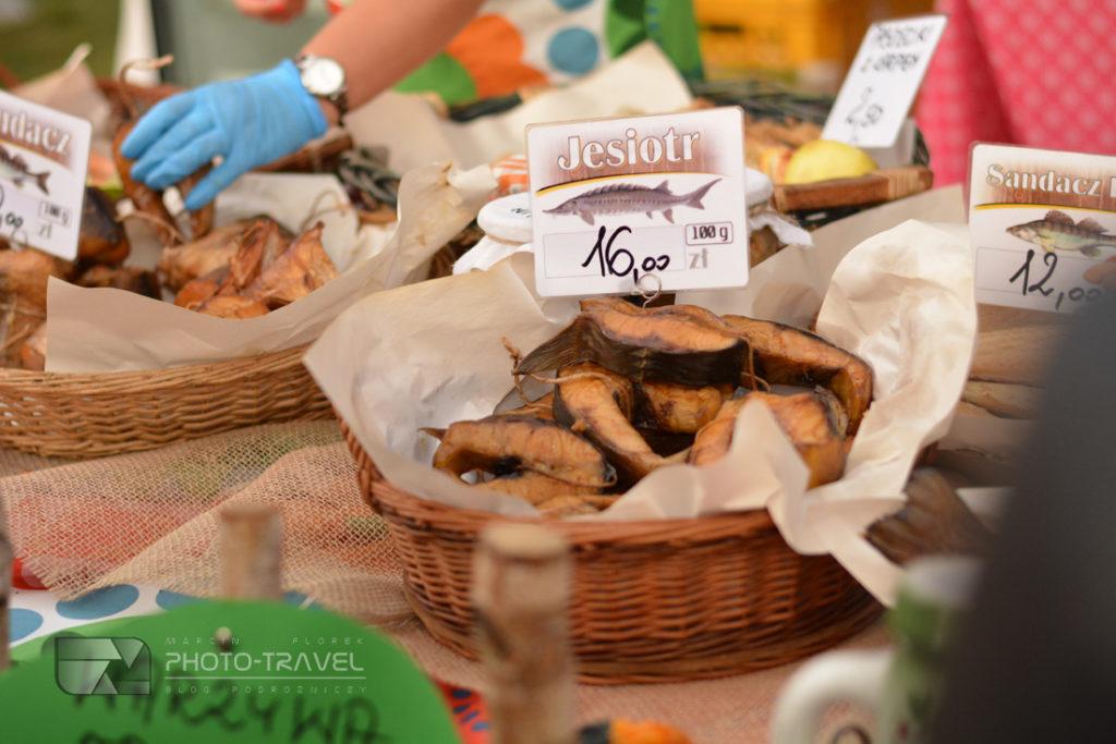 Ceny ryb podczas Dni Karpia w Dolinie Baryczy