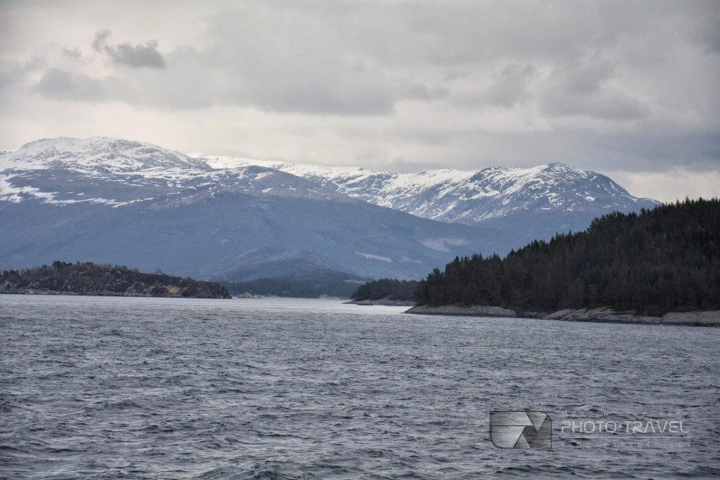 Przeprawa promowa do Leirvik