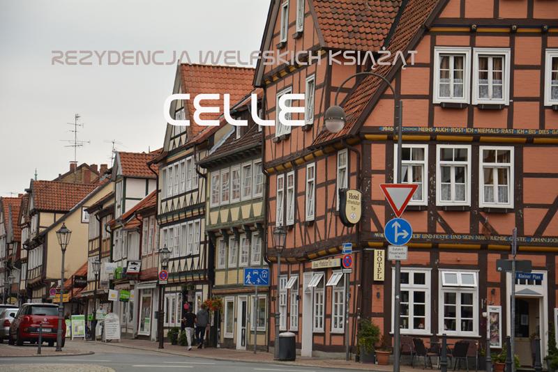 Rezydencja welfskich książąt – Celle