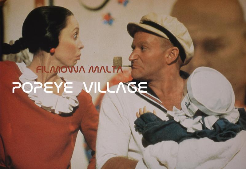 Filmowa Malta – Popeye Village – atrakcja dla dzieci na Malcie