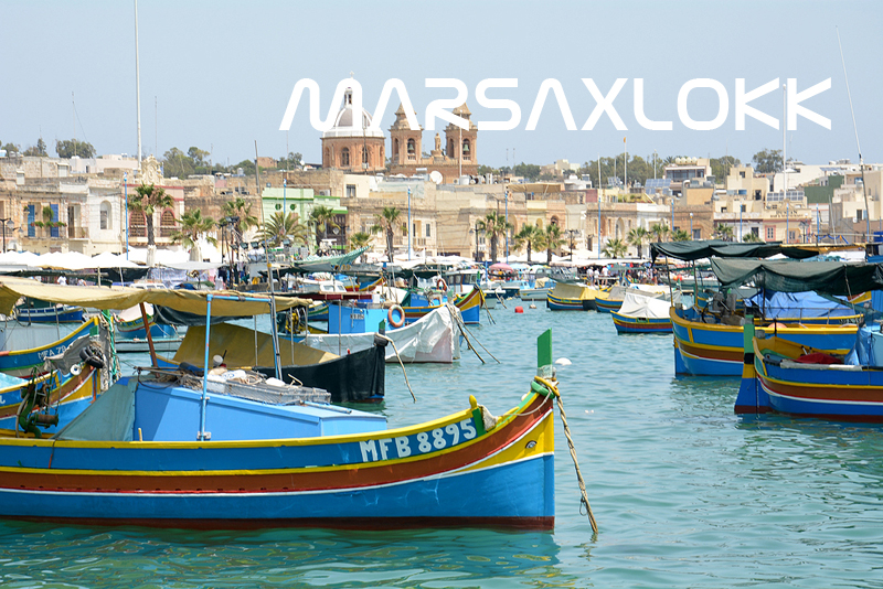 Marsaxlokk – największy port rybacki na Malcie