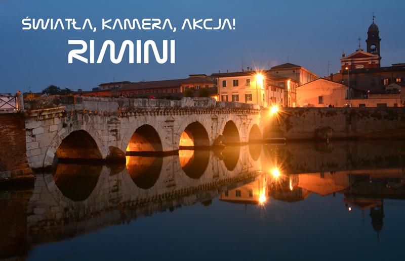 Światła, kamera, akcja! Co warto zobaczyć w Rimini