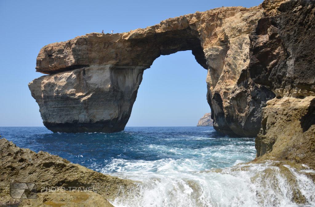 Azure Window - największa atrakcja turystyczna Gozo