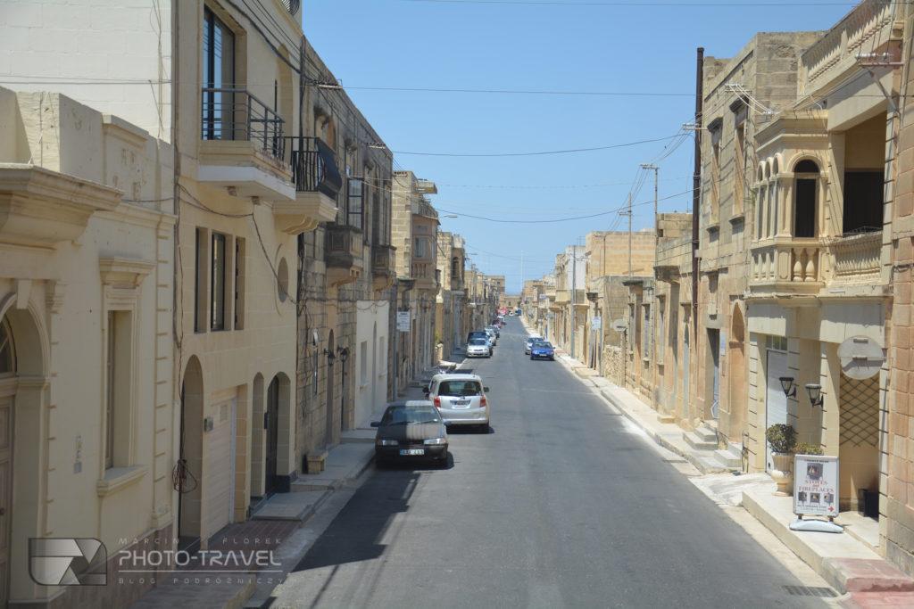 Uliczki na Gozo