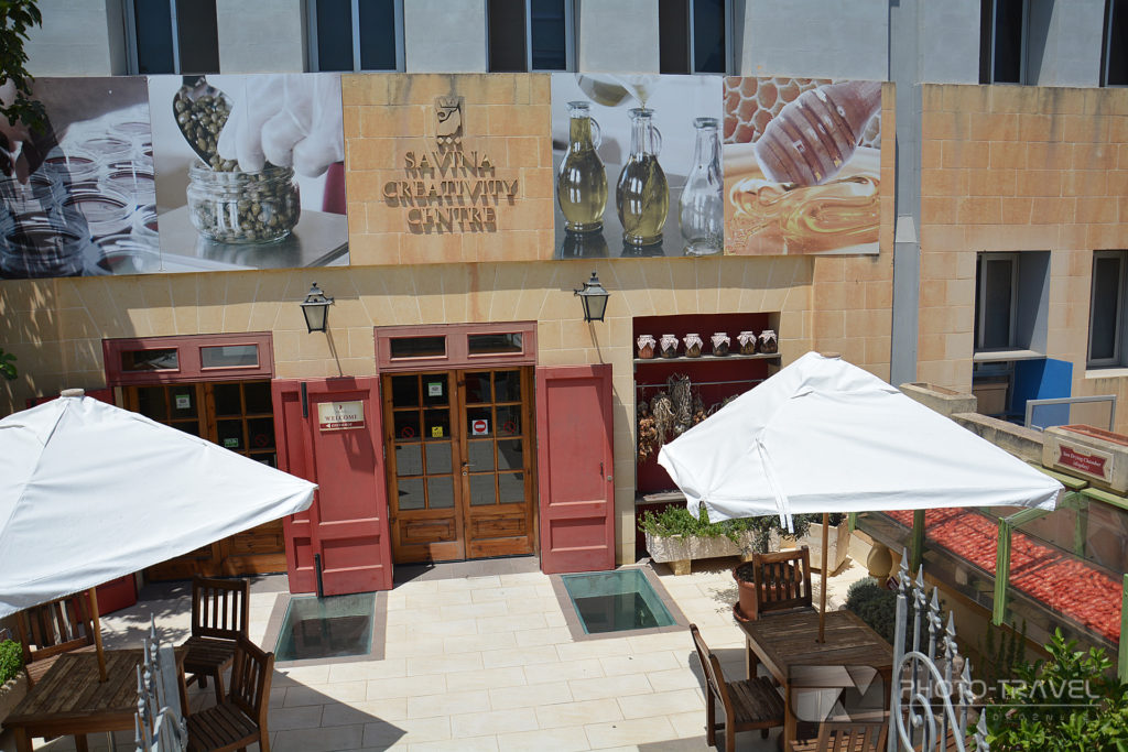 Savina Creativity Centre - atrakcje Gozo