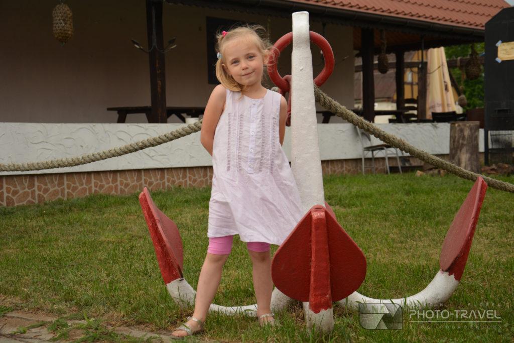 Plac zabaw dla dzieci w Porcie w Urazie