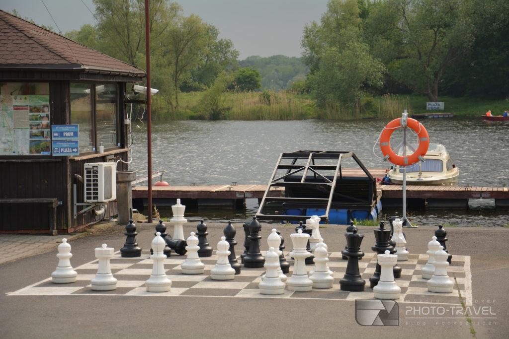 Gra w szachy w Porcie Uraz