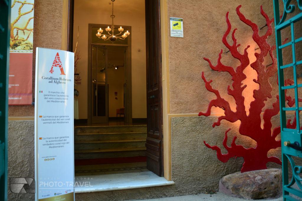 Muzeum Korali w Alghero