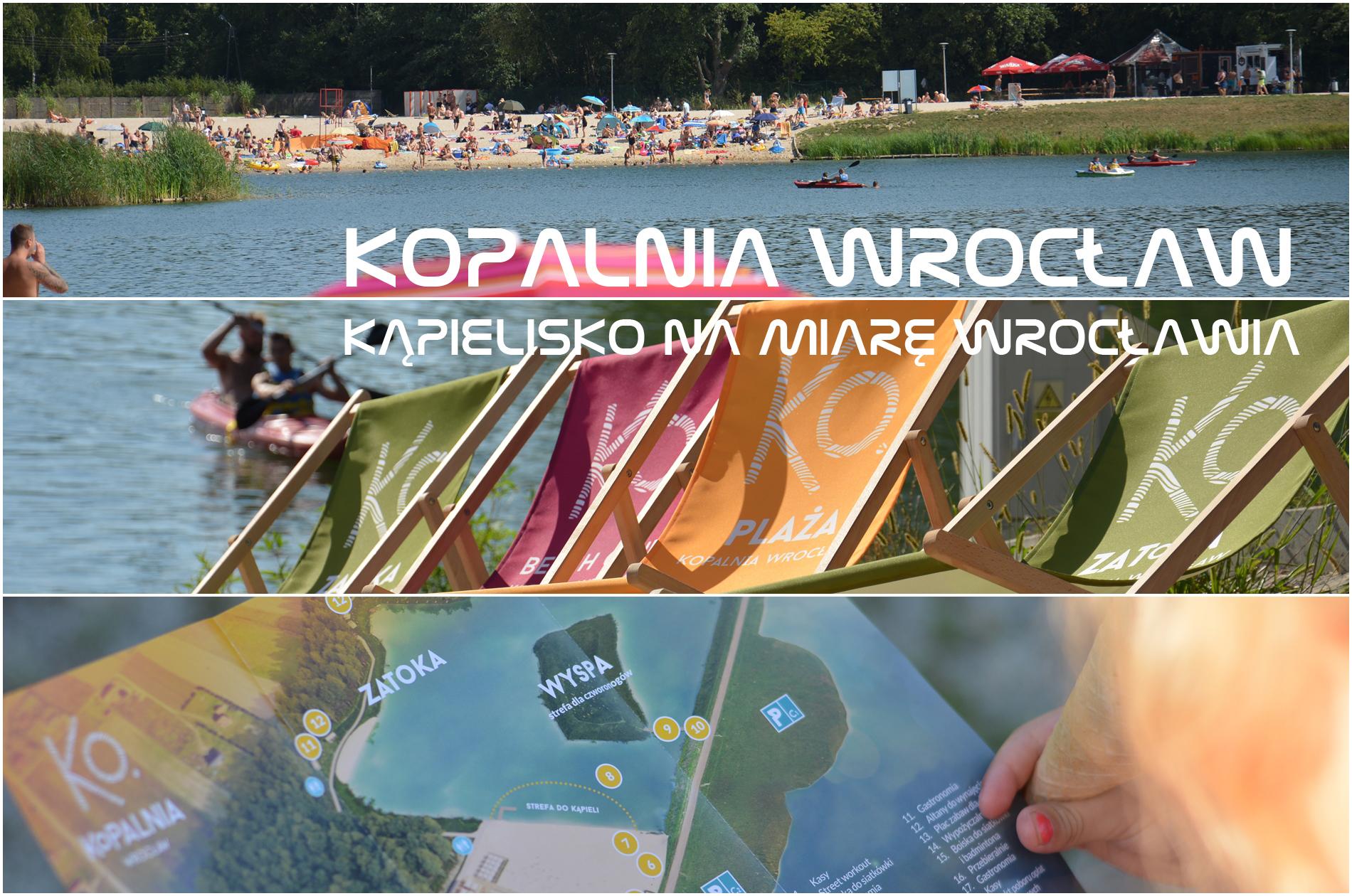 Kopalnia Wrocław - najlepsze kąpielisko we Wrocławiu