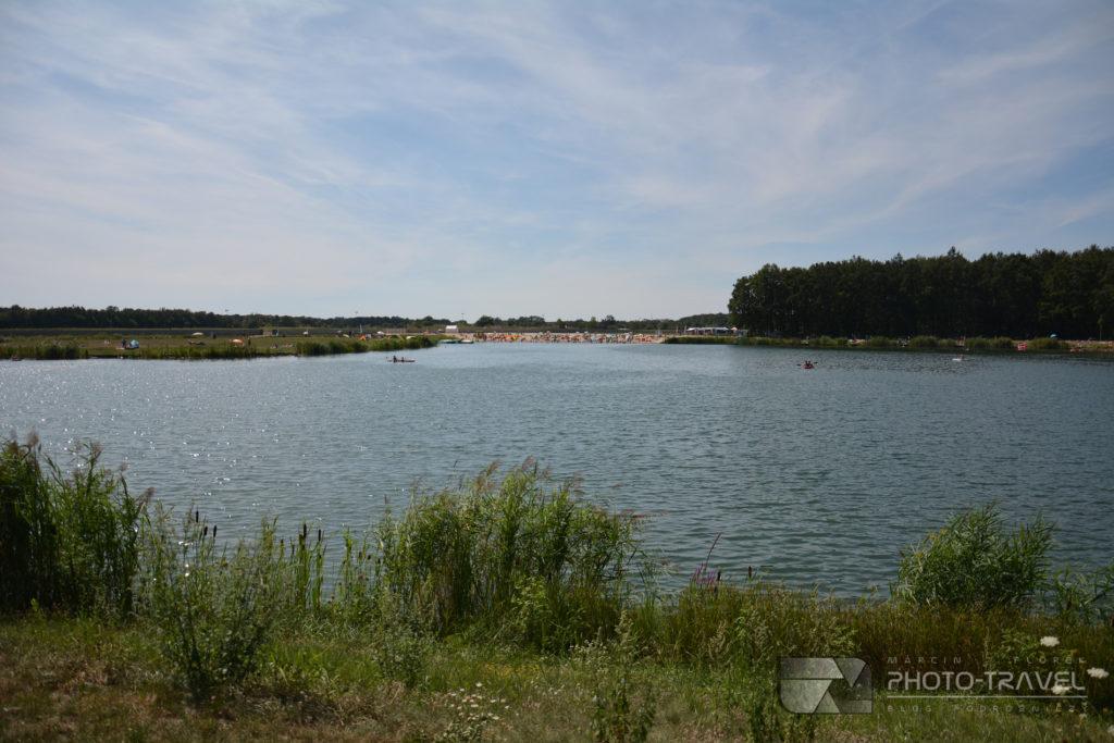Kąpieliska w okolicach Wrocławia - Kopalnia Paniowice