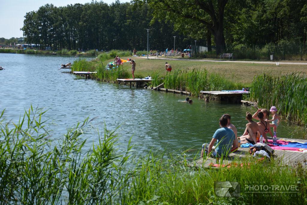 Relaks na najlepszym kąpielisku koło Wrocławia