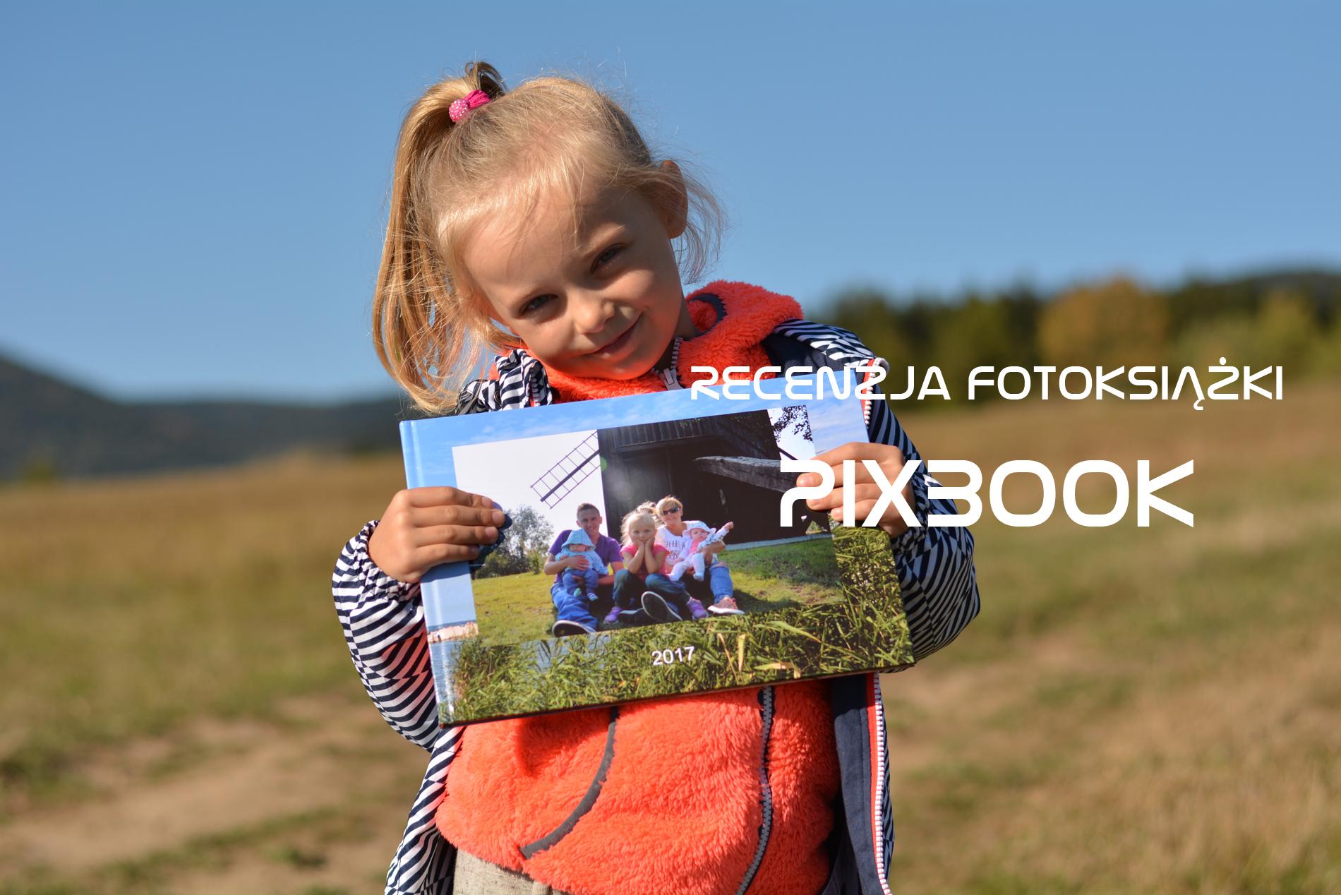 Recenzja fotoksiążki Pixbook