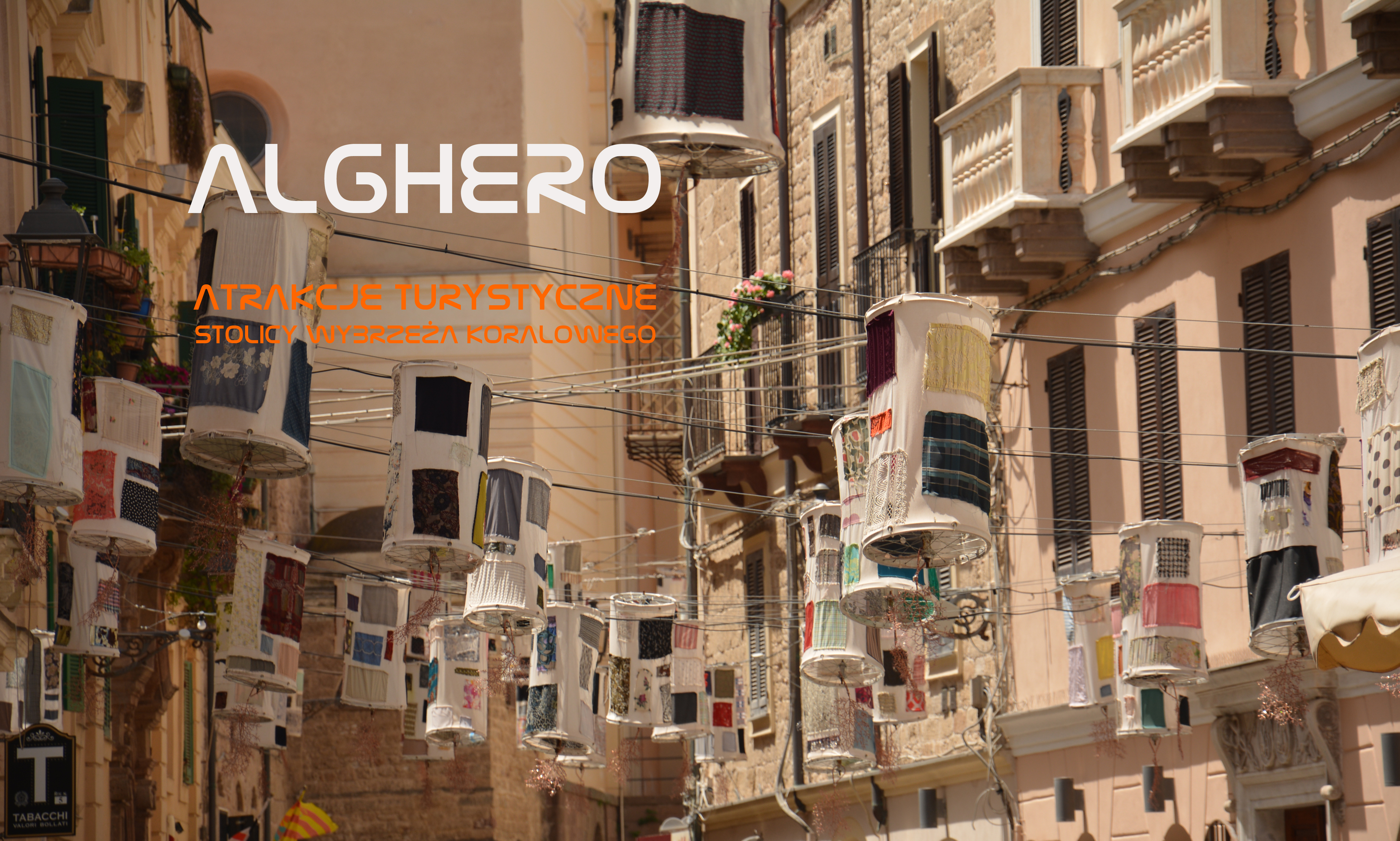 Alghero atrakcje turystyczne
