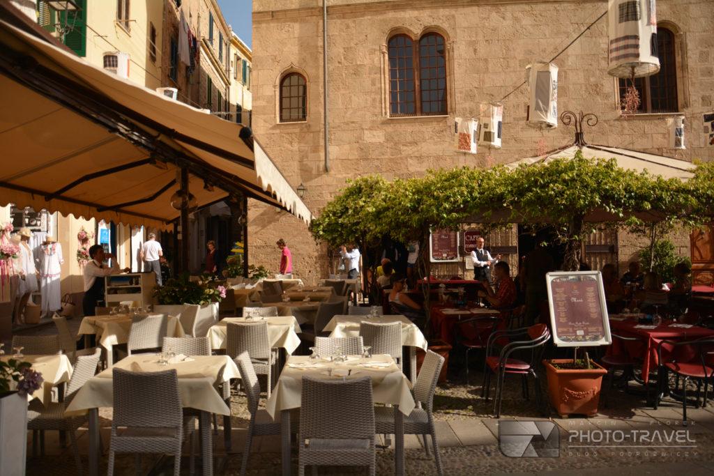 Restauracje w Alghero