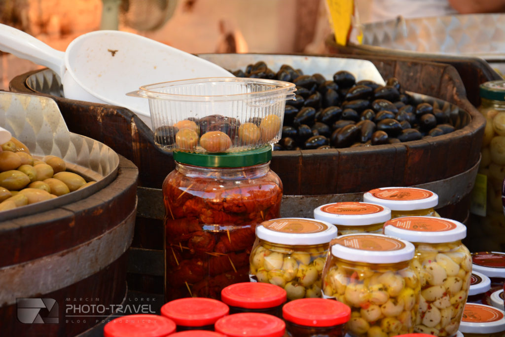 Jedzenie w Alghero