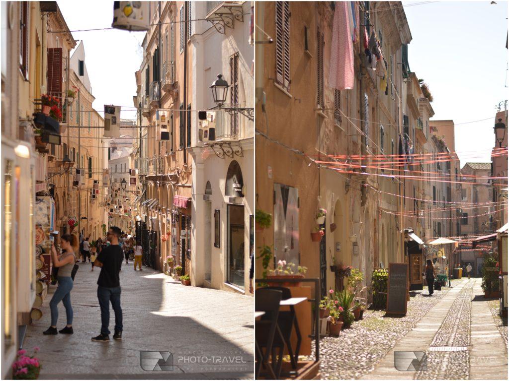 Stare miasto w Alghero