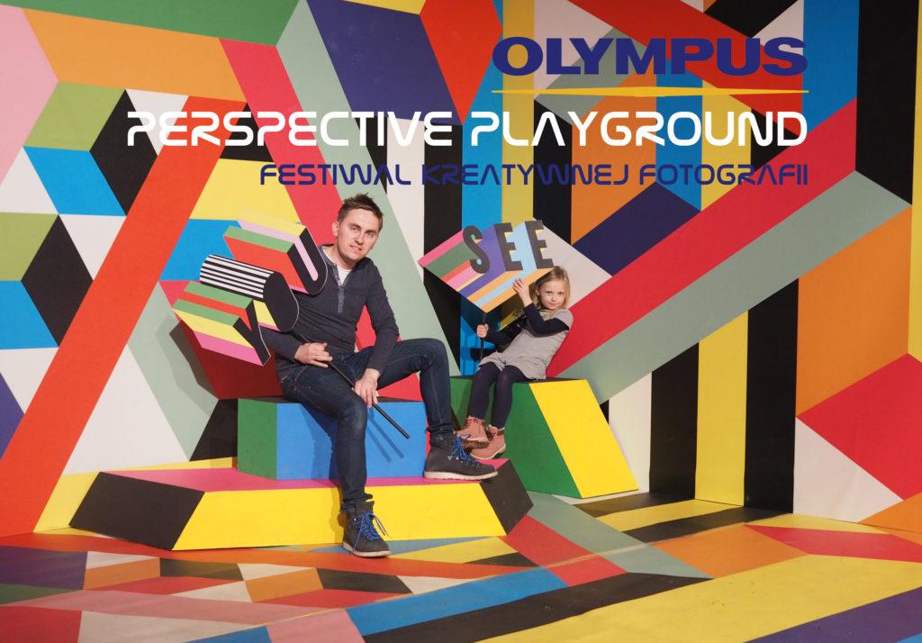 Festiwal kreatywnej fotografii Olympus Perspective Playground we Wrocławiu
