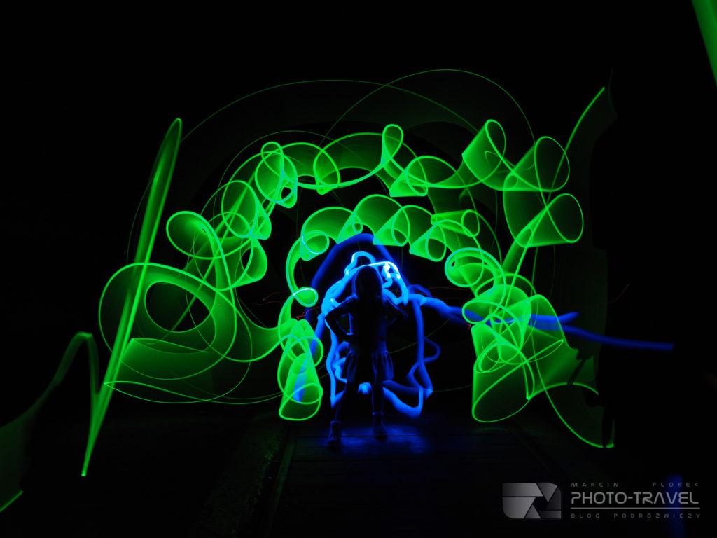 Olympus Perspective Playground - malowanie światłem i testy aparatów Olympus