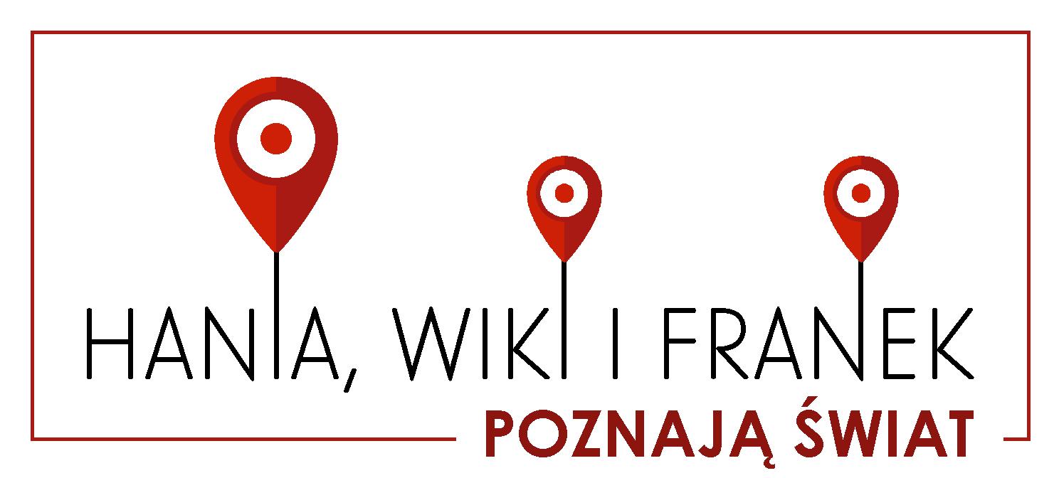 Bliźniaki w podróży - podróżująca rodzina 3+2 - Hania, Wiki i Franek poznają świat
