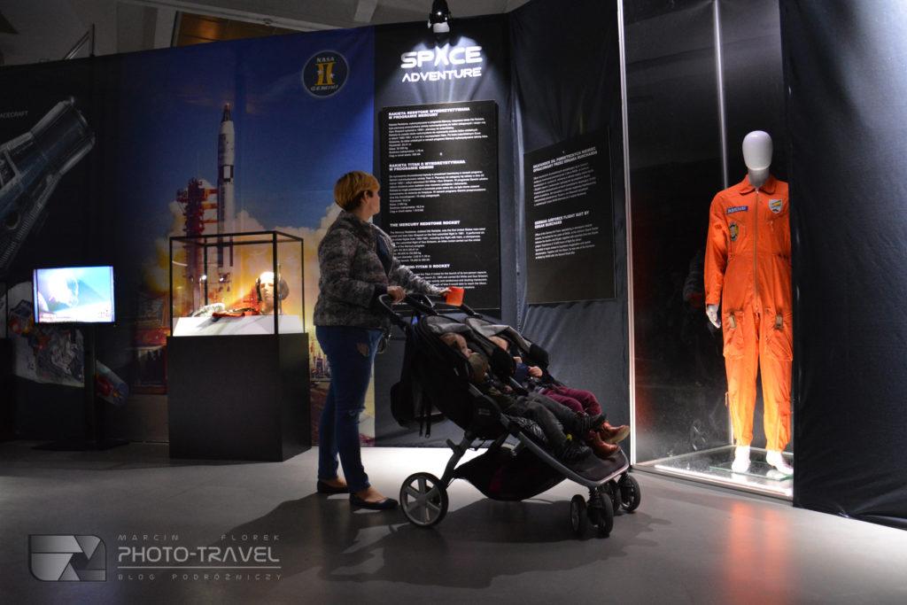 Nasa Space Adventure kosmiczna wystawa we Wrocławiu