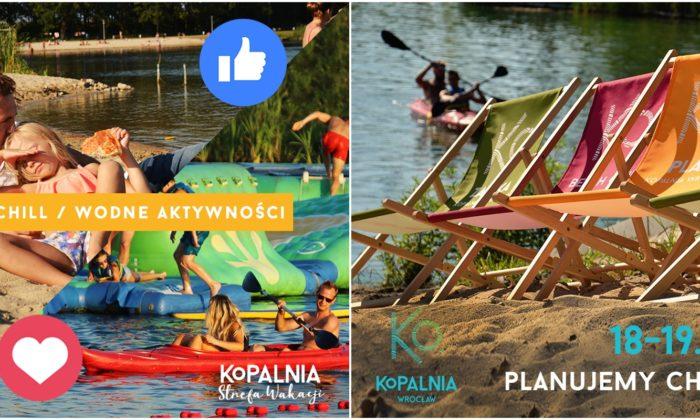 Kopalnia Wrocław Paniowice kąpielisko