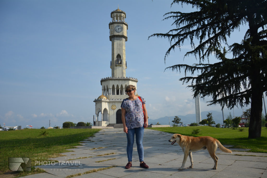 Fontanna czaczy w Batumi
