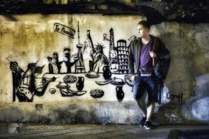 Marcin Florek - podróżnik, fotograf, autor bloga podróżniczego