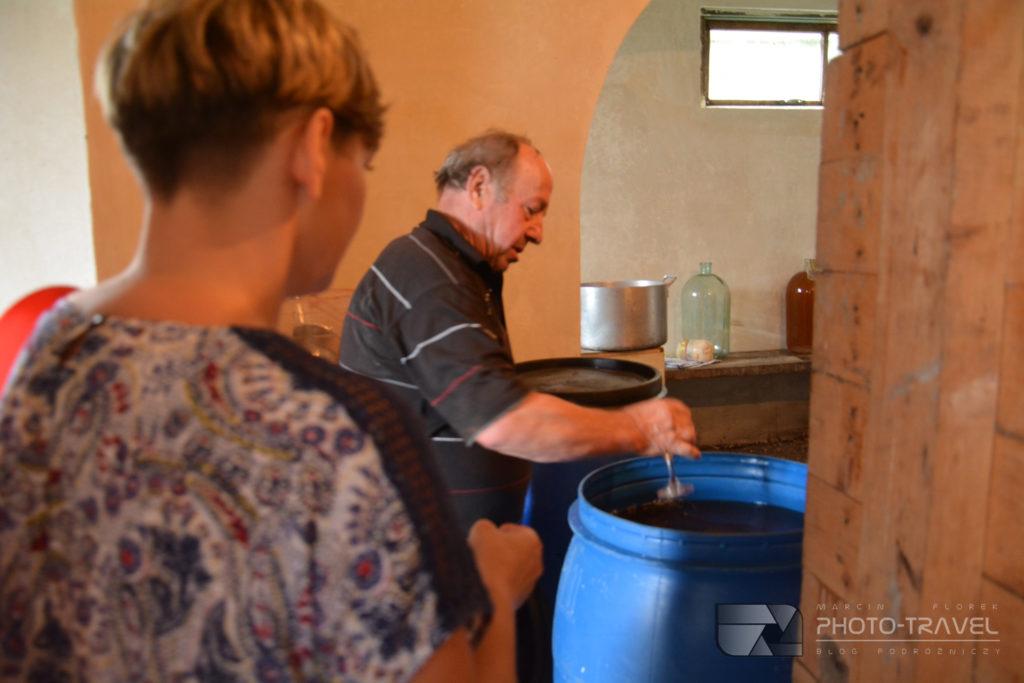Degustacja win w Batumi