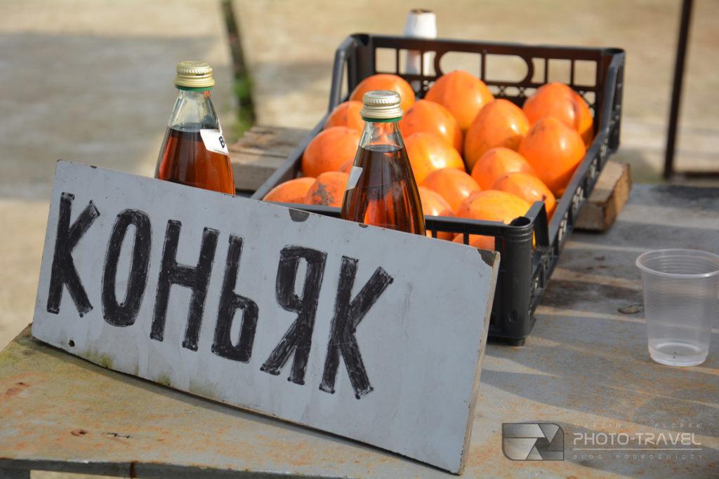 gruziński alkohol - Gruziński koniak
